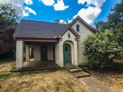 Mabank Single Family Home For Sale: 315 W Market Street