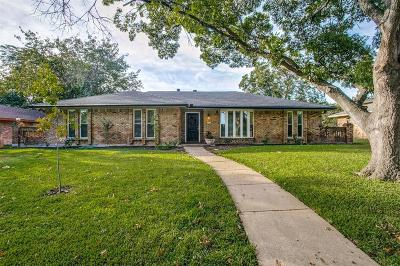 Plano Single Family Home For Sale: 1732 Westridge Drive