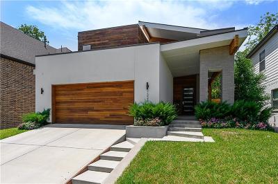 Dallas Single Family Home For Sale: 7326 Coronado Avenue