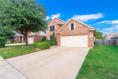 Johnson County Single Family Home For Sale: 1415 Cowtown Drive