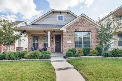 Denton County Single Family Home For Sale: 940 King George Lane