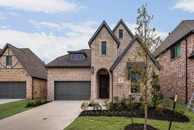 Mckinney Single Family Home For Sale: 8813 Brunswick Lane