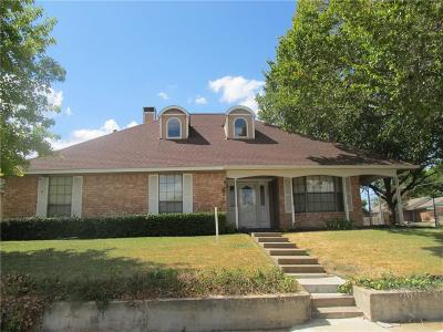Garland Single Family Home For Sale: 5301 Anchor Bay Drive
