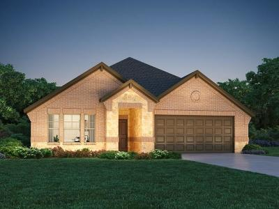 Forney Single Family Home For Sale: 2101 Clarion Drive