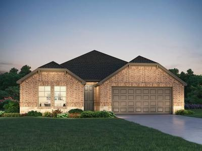 Forney Single Family Home For Sale: 2105 Clarion Drive