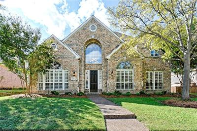 Plano Single Family Home For Sale: 3216 Edwards Drive