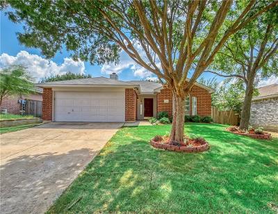 Mckinney Single Family Home For Sale: 4920 Mountain Ridge Lane