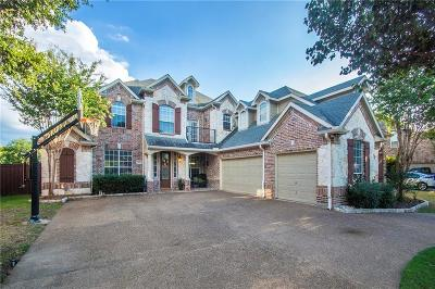 Allen Single Family Home For Sale: 2012 Briarbrook Lane