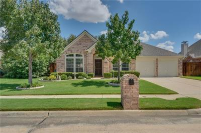Denton County Single Family Home For Sale: 2916 Stanford Drive