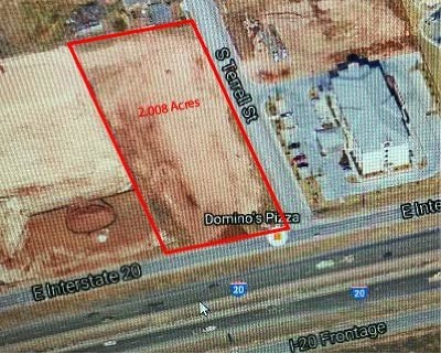Midland Residential Lots & Land For Sale: E I-20
