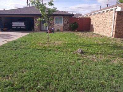 Odessa Single Family Home For Sale: 6343 Christopher Lane