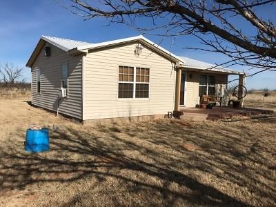Seminole Single Family Home For Sale: 4598 Fm 1788
