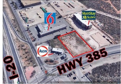 Odessa Residential Lots & Land For Sale: S Hwy 385