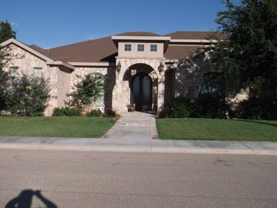 Odessa Single Family Home For Sale: 2916 San Saba Court