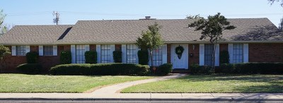 Odessa Single Family Home For Sale: 3610 Maple Ave