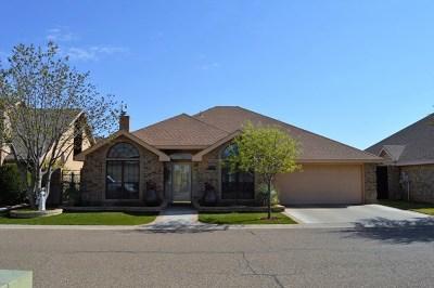 Odessa Single Family Home For Sale: 3112 Woodridge Lane