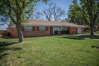 Odessa Single Family Home For Sale: 7400 Sprague Rd