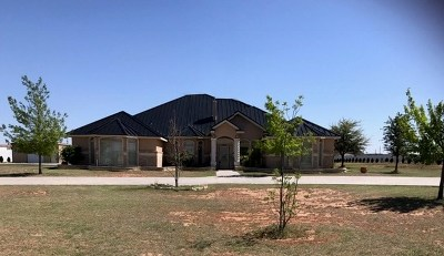 Odessa Single Family Home For Sale: 1690 Trail Dr