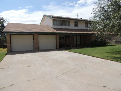 Odessa Single Family Home For Sale: 3708 S County Rd 1316