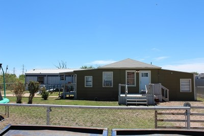 Odessa TX Single Family Home For Sale: $115,000