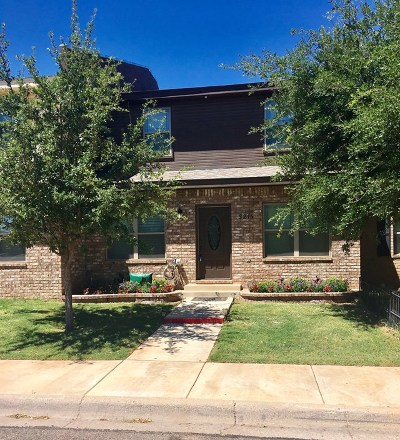 Midland Single Family Home For Sale: 3215 Whittle Way