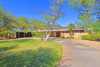 Odessa Single Family Home For Sale: 2516 Bainbridge Dr