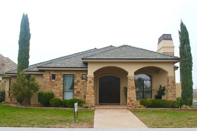 Single Family Home For Sale: 110 The Villas