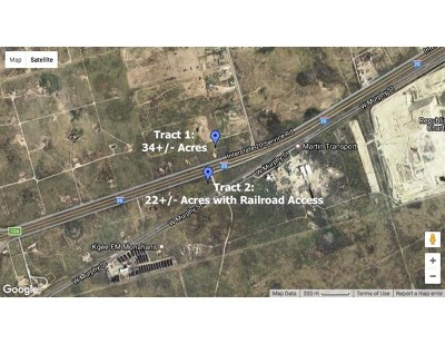 Odessa Residential Lots & Land For Sale: S I-20 I-20w