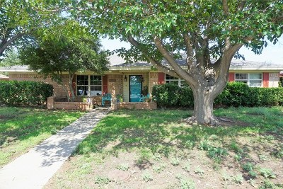 Midland Single Family Home For Sale: 4203 Ferncliff