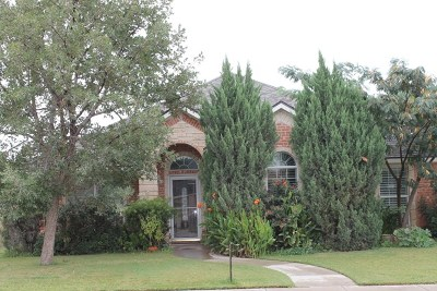 Odessa Single Family Home For Sale: 6905 Stonehenge Rd