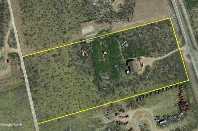 Odessa Residential Lots & Land For Sale: 4609 N Mark Twain