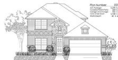 Odessa Single Family Home For Sale: 1811 Boise Dr