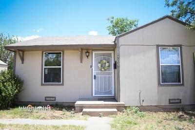 Odessa Single Family Home For Sale: 2700 Eisenhower Rd