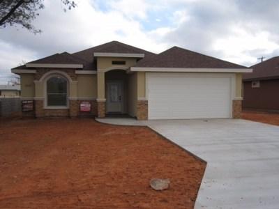 Odessa Single Family Home For Sale: 1007 Cooper