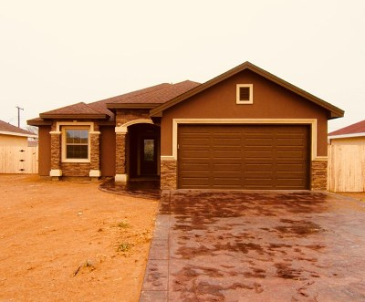 Odessa Single Family Home For Sale: 1009 Cooper