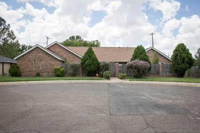 Midland Single Family Home For Sale: 3009 Goddard Place