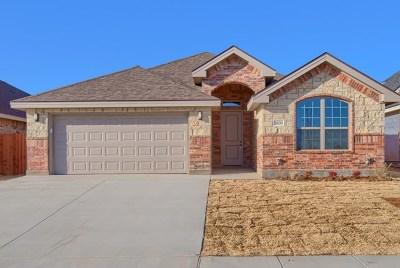 Odessa Single Family Home For Sale: 1809 Boise Dr