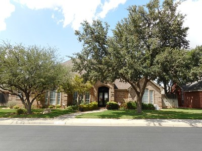 Midland Single Family Home For Sale: 5604 Hillcrest Place
