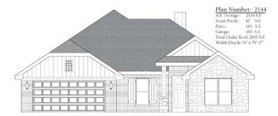 Midland Single Family Home For Sale: 5103 Torrey Vista