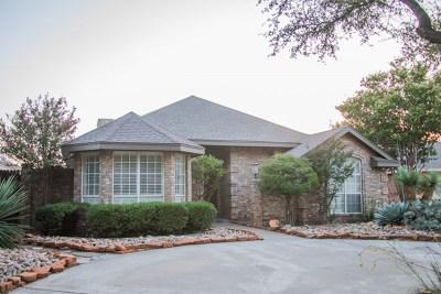 Odessa Single Family Home For Sale: 2513 Bobwhite Dr