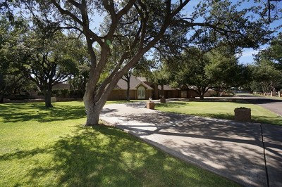 Odessa Single Family Home For Sale: 2901 Palo Verde Dr