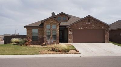 Odessa Single Family Home For Sale: 508 E 97th St