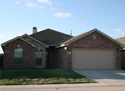 Odessa Single Family Home For Sale: 309 E 98th