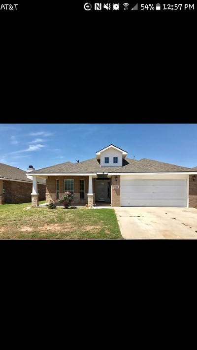 Odessa Single Family Home For Sale: 9313 Hawthorne Ct