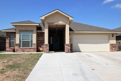 Odessa Single Family Home For Sale: 309 E 93rd