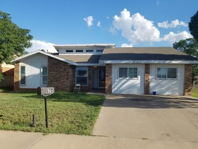 Odessa Single Family Home For Sale: 600 E 89th St