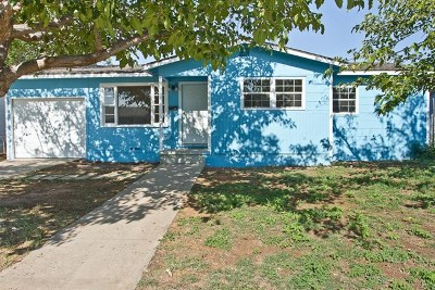 Odessa Single Family Home For Sale: 4612 N Jackson Ave