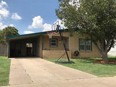 Odessa Single Family Home For Sale: 521 E 43rd St