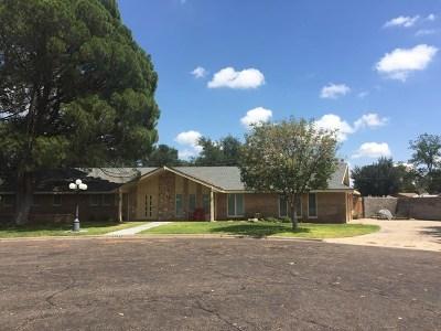 Odessa Single Family Home For Sale: 2742 Fair Oaks Circle