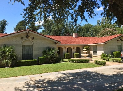 Odessa Single Family Home For Sale: 6113 Nevada